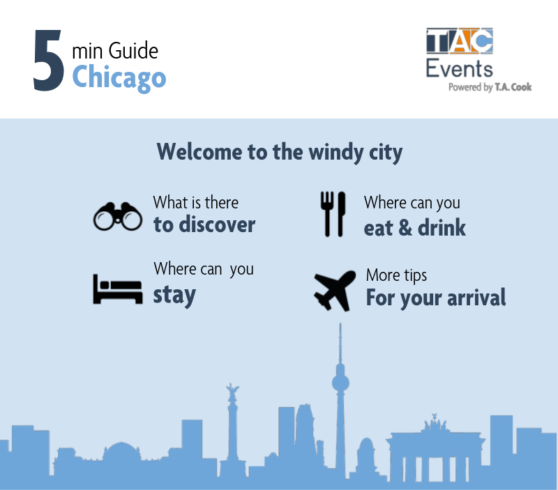 5 Minute Guide to Chicago