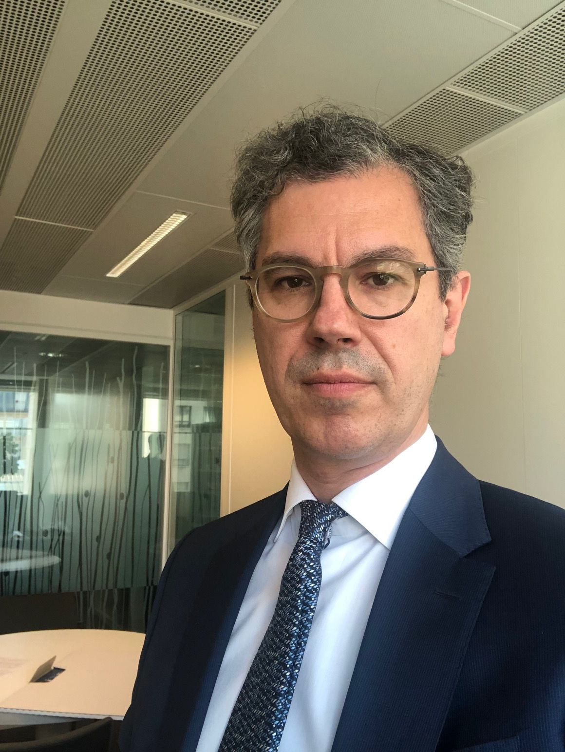 Philippe Desfontaine, Head of Accounting, Controlling, Tax and Purchasing Information Systems, EDF Group